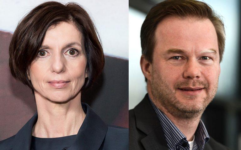 Jochen Steil und Jutta Allmendinger-
