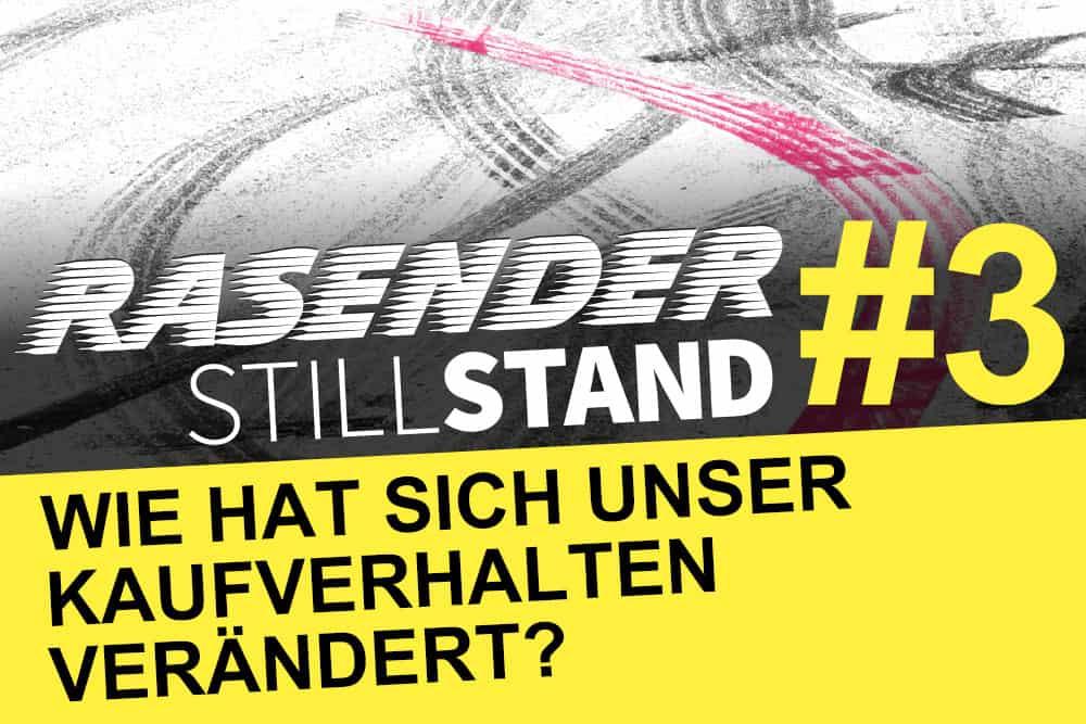 Rasender Stillstand #